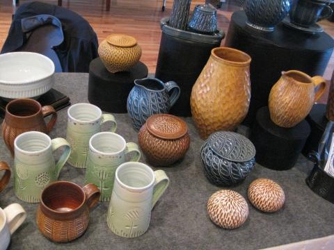 Dyann Myers Pottery