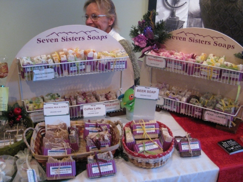 Seven Sisters Soaps