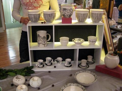 Anja Pottery