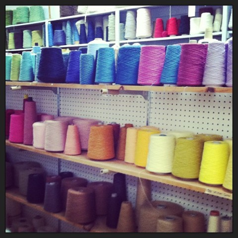 Yarn closet 2